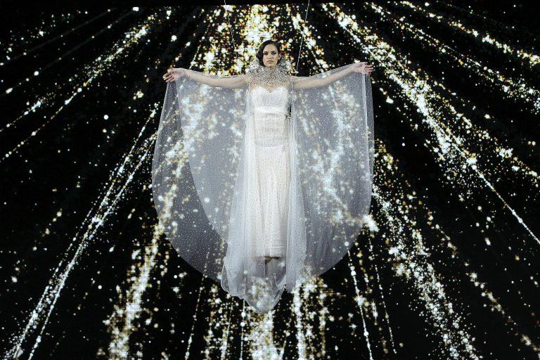 Poročna obleka Pronovias